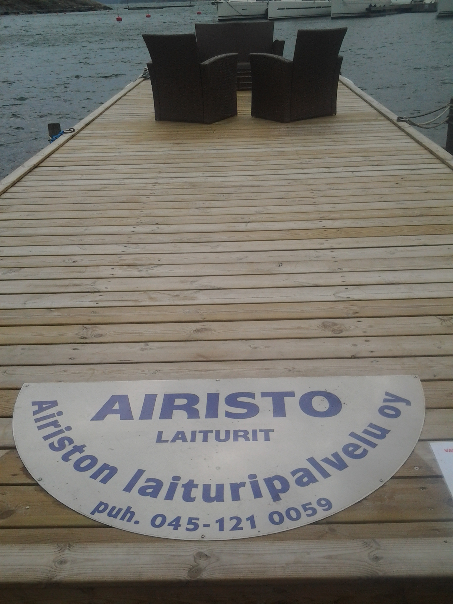 Airiston Laiturit